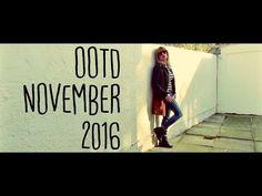 OOTD November 2016 | MICHELA ismyname ❤️