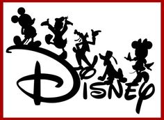 A-Line Wedding Dresses Collections Overview 36 Gorgeou… Disney Diy, Disney Crafts, Disney Trips, Disney Mickey, Disney Hall, Disney Stuff, Silhouettes Disney, Disney Silhouette Art, Silhouette Files