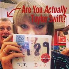 How Taylor Swift Are You? lol