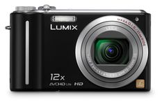 Amazon.com : Panasonic Lumix DMC-ZS3 10.1 MP Digital Camera with 12x Wide Angle MEGA Optical Image Stabilized Zoom and 3 inch LCD (Black) : Point And Shoot Digital Cameras : Electronics
