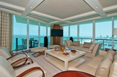 How Much It Costs to Rent or Buy in one of Miami Luxury Hotels