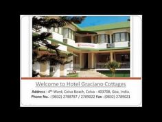 Hotel Graciano Cottages, Goa