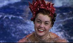 "Esther William -  ""Million Dollar Mermaid""  (1952) - Costume designer :  Walter Plunkett"