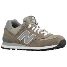Best Trainers New Balance 574 Suede & Mesh in Grey/Silver/White Uk Online
