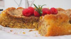 Sikke Sumarin oliiviöljypohjainen kakku paranee päivä päivältä – jos vain malttaa olla syömättä sitä heti!