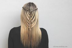 "17 beauty hair styles for 2017, We hope that this styles is enjoyable and helpful. See further how to vary any hairstyles with the help of this easy method. This is a cute and easy half up do perfect for a party or even as an every day hairstyle! Follow the steps below to achieve … Continue reading ""17 beauty hair styles for 2017"""