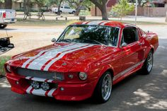 1967 Custom Mustang GT500 Super Snake Ford Mustang » USA American Muscle Cars