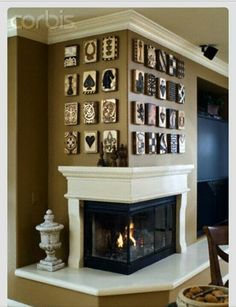 I would love a fire place like this