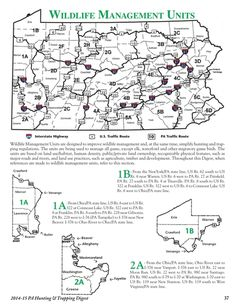 Pennsylvania Hunting & Trapping Digest 2014-2015 - Page 37