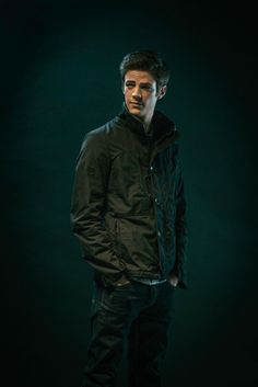 Grant Gustin For AdWeek The Flash