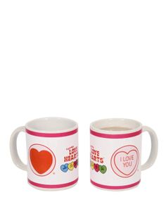 Love Hearts Heat Changing Mug | very.co.uk