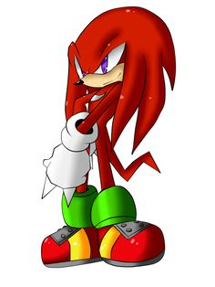knuckles the echidna | More from deviantART
