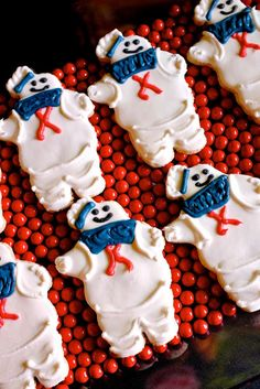 Ghostbusters Birthday Party Ideas | Photo 7 of 89 | Catch My Party