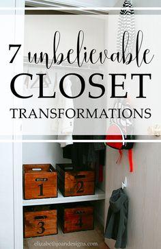 7 Unbelievable Closet Transformations