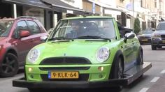 Have you seen our ANWB bumping car? #guerrillamarketing #raulrigel #amsterdam