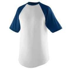 SHORT SLEEVE BASEBALL JERSEY-YOUTH & adult