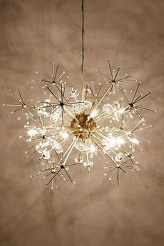 Favorite Sputnik chandelier