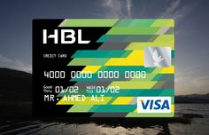 hbl credit cards reward points