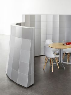 Image result for curved wall divider