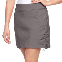 Women's Columbia Zephyr Heights Skort, Size: Medium, Purple Oth