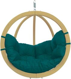 Globo Chair Green Sway in style, in this attractive globo chair. The globo chair is designed to have a stiff frame giving you plenty of support, combined with comforta Hammock Swing Chair, Patio Swing, Swinging Chair, Swing Chairs, Garden Hammock, Room Chairs, Outdoor Hammock, Porch Swings, Ikea Chairs