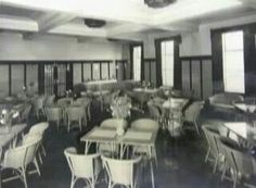 Cafe at thimblemill baths Council House, 70th Birthday, Baths, Sweet Home, History, Places, Table, Life, Furniture