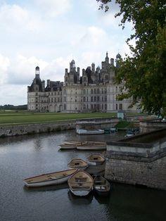 Chambord, el castillo más divino en Francia! Most beautiful castle in France!