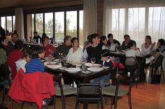 Múltiples actividades desarrolladas en el día del padre en los recintos del Club Deportivo Universidad Católica.