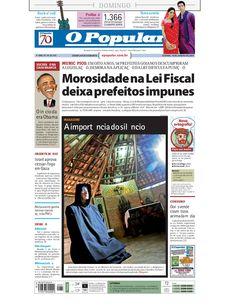 Especial sobre o silêncio publicada no jornal O Popular de 18 de janeiro de 2009. Página 4 de 4