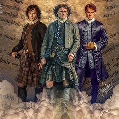 https://www.instagram.com/p/BHiKKDMD2yS/ Me encanta!  Edición de @wininona  #JamieFraser  #Outlander  #OutlanderSeason2