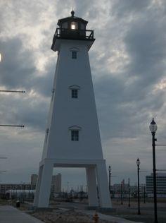 Lighthouse Biloxi Ms.