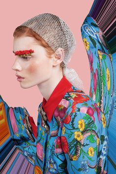 BLOSSOM / GUCCI EDITORIAL on Behance