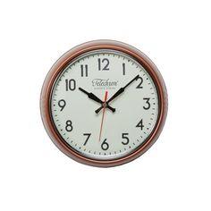 the cambridge wall clock copper