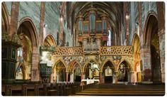 Chiesa di San Pietro il giovane Église Saint-Pierre-le-JeunePlace Kebler  - Strasburgo
