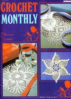 Crochet Monthly Magazine : ... Hakeln-Ideen - Aypelia - Picasa Web Albums #crochet_magazines #crochet