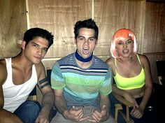 Uploaded by okoklps. Find images and videos about teen wolf, dylan o'brien and tyler posey on We Heart It - the app to get lost in what you love. Teen Wolf Boys, Teen Wolf Stiles, Teen Wolf Cast, Scott Mccall, Dylan O'brien, Mtv, Zelda Williams, Youtubers, Cody Christian