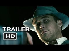 Gangster Squad Official Trailer #1 (2012) -- This looks SO good! And so does Ryan Gosling. I'm just saying... ;)