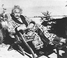 """""""I have never looked upon ease and happiness as ends in themselves--such an ethical basis I call the ideal of a pigsty...The ideals which have guided my way and time after time have given me the energy to face life, have been Kindness, Beauty, and Truth."""" -- Einstein, from """"The World as I See It"""" (1930) ...gotta get this book!"""