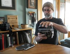 Neil Rettig, renowned wildlife cinematographer, calls Coulee Region home