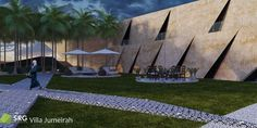 Villa, Architects, Fork, Villas