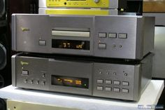 Esoteric P-30 drive and D-30 and D/A converter