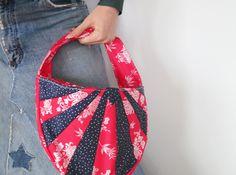 Radial Purse Sewing Pattern