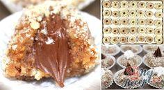 Šuhajdy s ořechovou nádivkou Eid Sweets, Baking Recipes, Cookie Recipes, Czech Recipes, Salty Snacks, Sweet Breakfast, Biscuit Recipe, Christmas Baking, Sweet Recipes