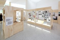Open: A Bakema Celebration. The Netherlands Pavilion at the 2014 Venice Biennale. Image © Nico Saieh