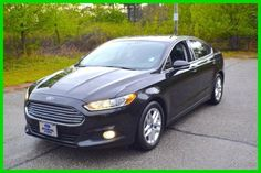 2013 Ford Fusion SE Certified