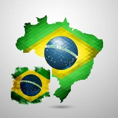 BRAZIL territory ~ ilustration
