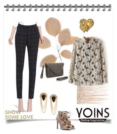"""""""YOINS"""" by lena-386 ❤ liked on Polyvore featuring moda y yoins"""