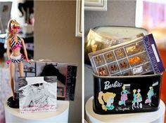 Fashion Runway Barbie Birthday Party by LundynBridge Events