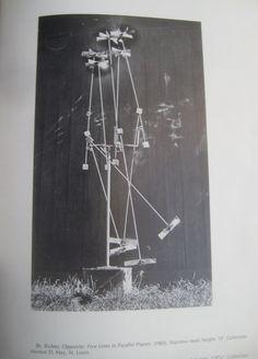 #kinetic #art #sculpture #perpetualmotion #60s #zine #artist #rare #experimentalart #mobileart #betterwythage #vintage #book #PolBury #fletcherBenton #Boriani #RobertBreer #GianniColumbo #Tinguely #LenLye #georgerickey #takis #haacke #Mattox #vongraevenitz