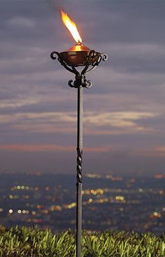 Regent torches pure copper torches and iron regent torches outdoor lightingoutdoor workwithnaturefo